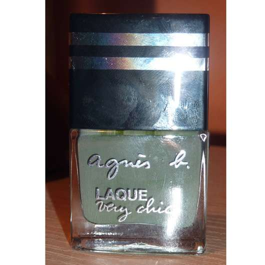 <strong>agnès b.</strong> Laque Very Chic - Farbe: Kaki Army