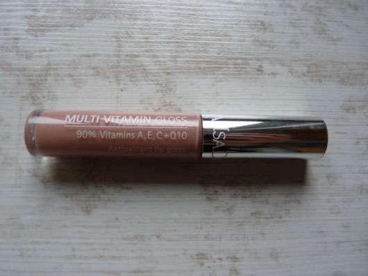 IsaDora Multi Vitamin Lip Gloss, Farbe: 01 Almond