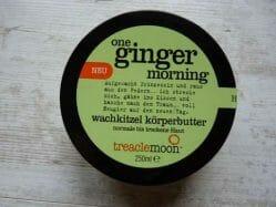 Produktbild zu treaclemoon one ginger morning körperbutter