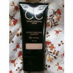 Produktbild zu Max Factor CC Colour Correcting Cream – Nuance: 50 Natural
