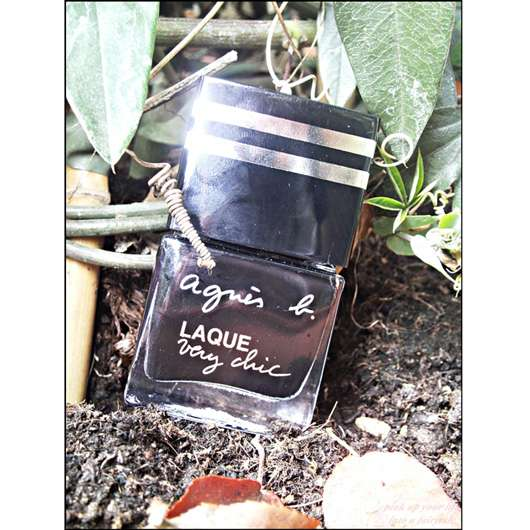 <strong>agnès b.</strong> Laque Very Chic - Farbe: perfect black