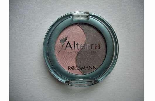 Alterra Duo Lidschatten, Farbe: 13 Romance