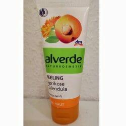 Produktbild zu alverde Naturkosmetik Peeling Aprikose Calendula