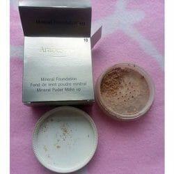 Produktbild zu Arabesque Mineral Foundation – Nuance: 10 Vanilla