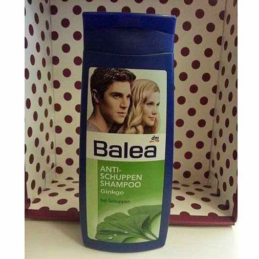 Balea Anti-Schuppen Shampoo Ginkgo