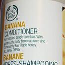 The Body Shop Banana Conditioner