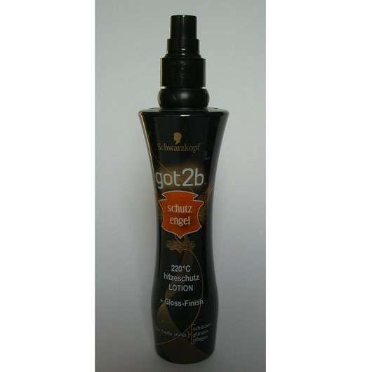 Schwarzkopf got2b Schutzengel 220°C Hitzeschutz Lotion & Gloss-Finish