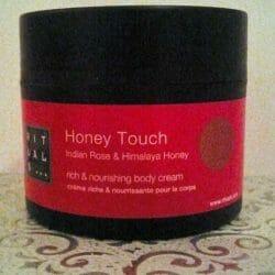 Produktbild zu RITUALS Honey Touch Rich & Nourishing Body Cream