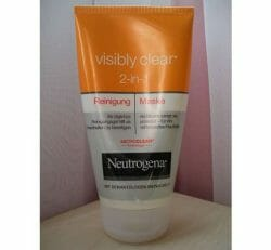 Produktbild zu Neutrogena Visibly Clear 2-in-1 Reinigung & Maske