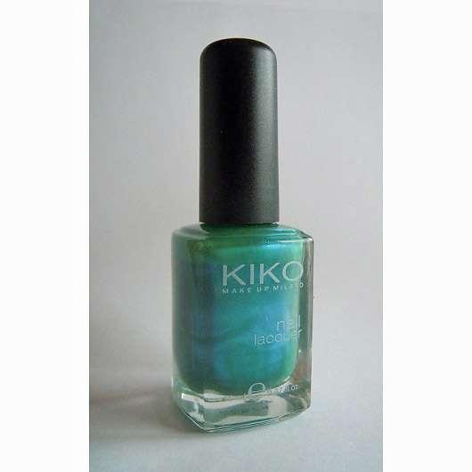 KIKO Nail Lacquer, Farbe: 388 Caribbean Green (LE)