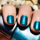 Manhattan Lotus Effect Nail Polish, Farbe: 04 The Ballad Of Blue (LE)