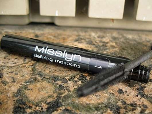 Misslyn defining mascara, Farbe: black
