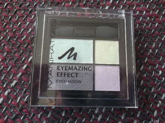 MANHATTAN Eyemazing Effect Eyeshadow, Farbe: 81D Pastel The Truth
