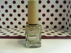 Produktbild zu p2 cosmetics sand style polish – Farbe: 100 precious