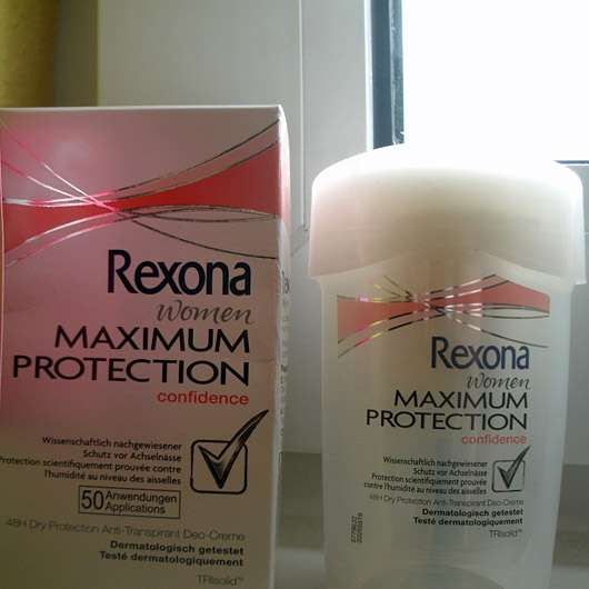 "<strong>Rexona Women</strong> Maximum Protection ""Clean Fresh"" 48h Dry Protection Anti-Transpirant Deo-Creme"