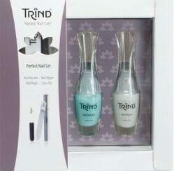 Produktbild zu TRIND Perfect System Set für gesunde Nägel