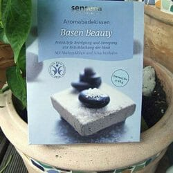 Produktbild zu Sensena Aromabadekissen Basen Beauty