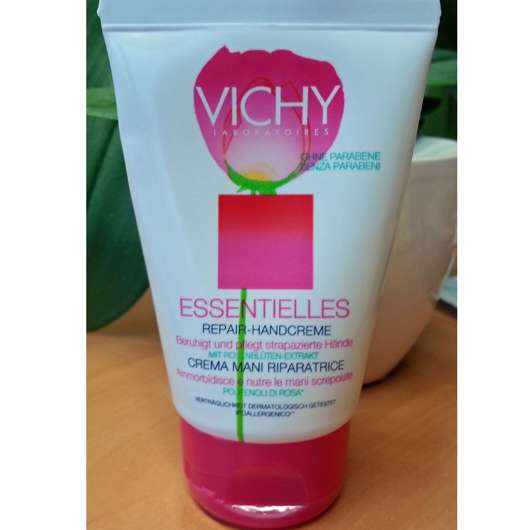 <strong>VICHY</strong> Essentielles Repair-Handcreme