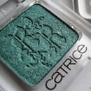Catrice Rocking Royals Velvet Metal Eyeshadow, Farbe: C04 Emerald Queen (LE)
