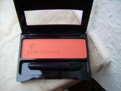 Produktbild zu Yves Rocher Couleurs Nature Intense Colour Single Eyeshadow – Farbe: 122 Orange Flash Mat