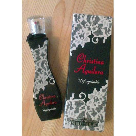 <strong>Christina Aguilera</strong> Unforgettable - Eau de Parfum