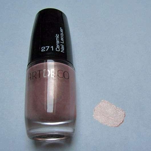 Artdeco Ceramic Nail Laquer, Farbe: 271