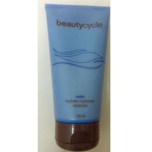 beautycycle water hydrate replenish cleanser