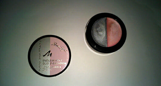 Manhattan Bonnie Strange Endless Stay Duo Eyeshadow, Farbe: 1 Bonnilicious (LE)