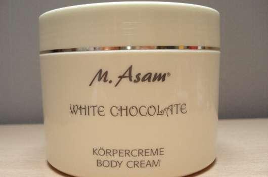M. Asam White Chocolate Körpercreme
