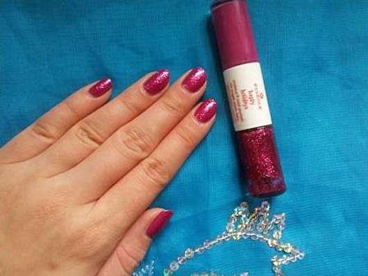 essence happy holidays colour³ nail polish, Farbe: 04 sugar plum fairy (LE)