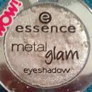 essence metal glam eyeshadow, Farbe: 08 n'ice frosting