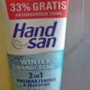 Handsan 2 in 1 Winterhandcreme (LE)