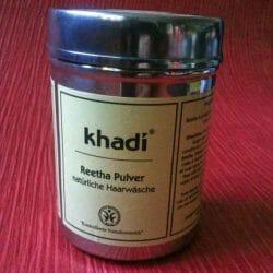 Produktbild zu Khadi Reetha Pulver
