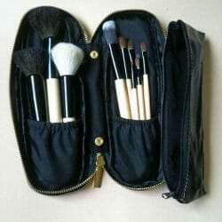 Produktbild zu Lenka Kosmetik Pinselset (10 Professionelle Pinsel aus Natur- und Synthetikhaar)