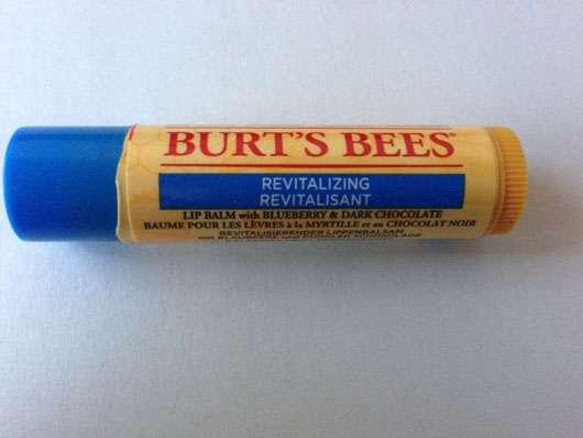Burt's Bees Revitalising Lip Balm with Blueberry & Chocolate