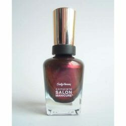 Produktbild zu Sally Hansen Complete Salon Manicure Nagellack – Farbe: 856 Belle of the Ball (LE)