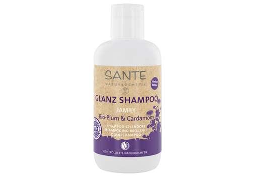 SANTE Family Glanz Shampoo Bio-Plum & Cardamom