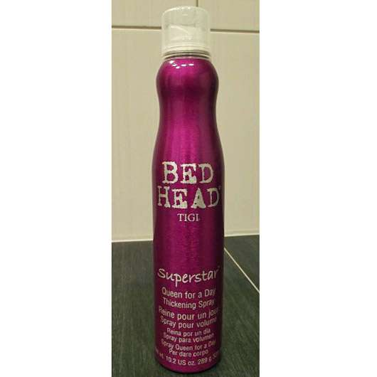 <strong>Bed Head by TIGI</strong> Superstar Queen for a Day Thickening Spray