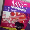 MIRO YoungStyle I Love…Popmusic Eau de Parfum