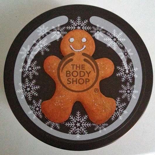 The Body Shop Ginger Sparkle Body Butter (LE)