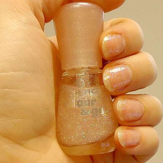 essence colour & go nail polish, Farbe: 103 space queen