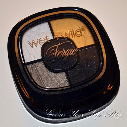 wet n wild Fergie Eye Shadow Palette, Farbe: Metropolitan Nights (LE)