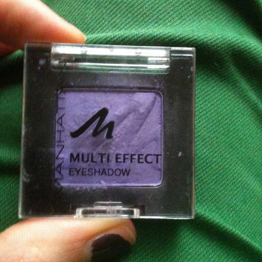 Manhattan Multi Effect Eyeshadow, Farbe: 67H Paint It Purple