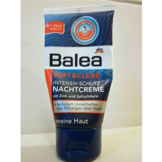 Balea Soft & Clear Intensiv-Schutz Nachtcreme (unreine Haut)