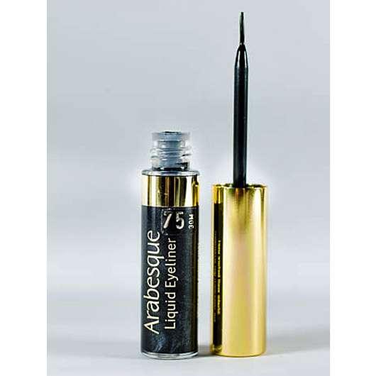 Arabesque Liquid Eyeliner, Farbe: 75 Schwarz
