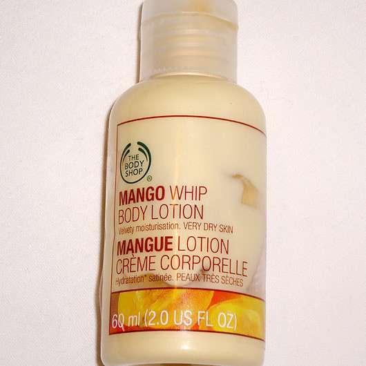 The Body Shop Mango Whip Body Lotion