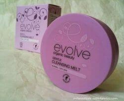 Produktbild zu evolve organic beauty Gentle Cleansing Melt