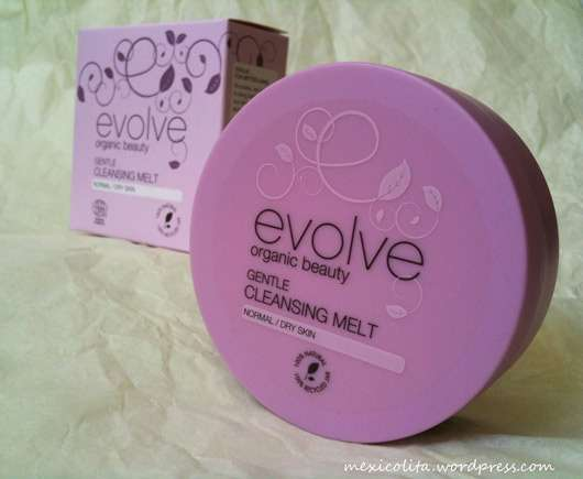 <strong>evolve organic beauty</strong> Gentle Cleansing Melt