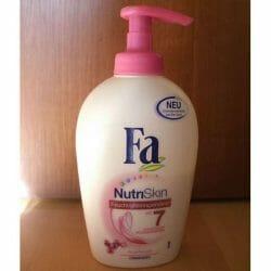Produktbild zu Fa NutriSkin Acaibeere Cremeseife