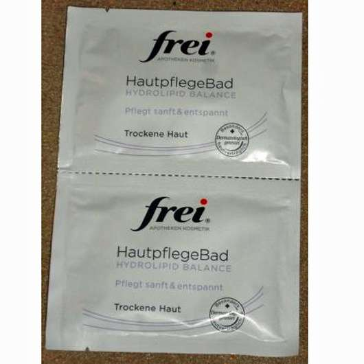 frei Hydrolipid Balance HautpflegeBad